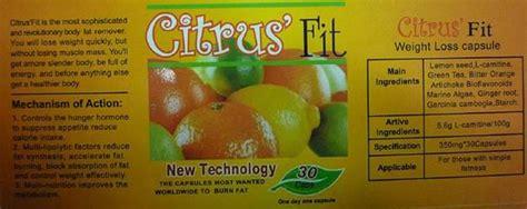 Citrus Fit Detox by Liste Ulovlige Slankemidler Med Sibutramin