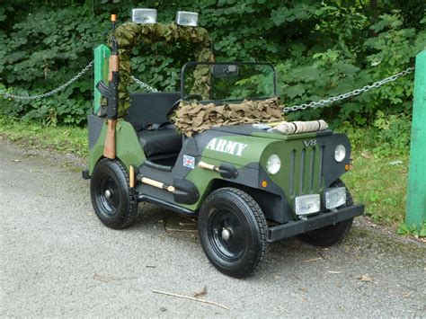 electric jeep childs army jeep electric powered land rover centre
