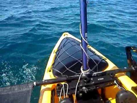 trimaran greece kayak trimaran sailing in greece peraia 4 9 2012 youtube