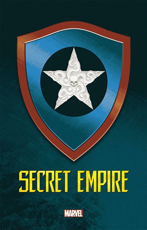 secret empire celebrate a fascist takeover of the usa with marvel comics