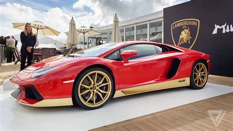 Where Was The Lamborghini Made The Lamborghini Aventador Miura Homage Honors One Of The