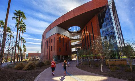 Carey School Of Business Mba Ranking by Asu W P Carey A Big Place Feel Small Page 3 Of 3