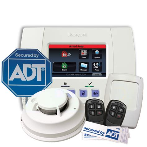 adt monitored home security systems adt monitored