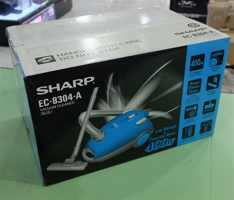 Vacuum Cleaner Sharp 8304 A R sharp ec 8304 a vacuum cleaner blue cebu appliance center