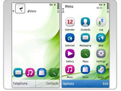 nokia c3 themes transparent mobile themes nokia htc iphone sony ericsson