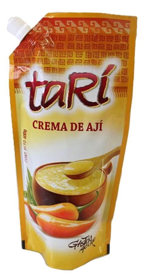alacena crema de aji tari la bodega peruana