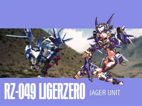 Kaos Anime Liger Zero zoids 754260 zerochan
