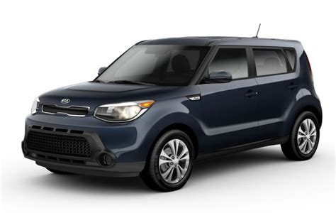 kia soulmercial you can get with this 5 looking kia models painted in blue color kia news
