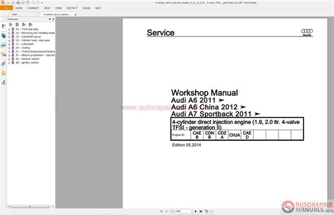 car repair manuals online pdf 1996 audi a6 parental controls audi a6 2012 2015 service repair manual pdf auto repair manual forum heavy equipment forums