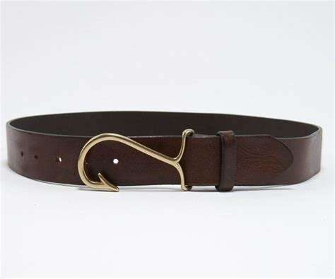 fish hook leather belt 187 gadget flow