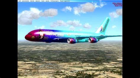 piu al mondo l aereo pi 249 grande e il pi 249 bello al mondo fsx