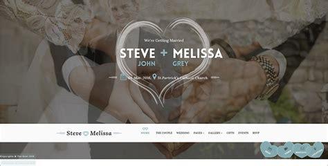 wedding animation website html wedding website templates themes free premium