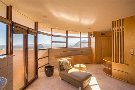 frank lloyd wright bedroom furniture the last home frank lloyd wright designed is for sale
