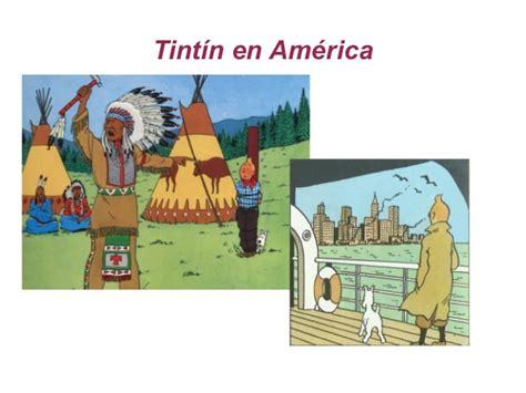 tintin en america 8426114008 tint 237 n y la historia del siglo xx