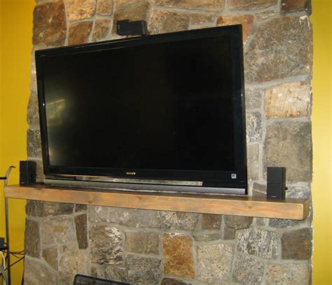 canaan ct tv install on natural stone above fireplace canaan ct tv install on natural stone above fireplace