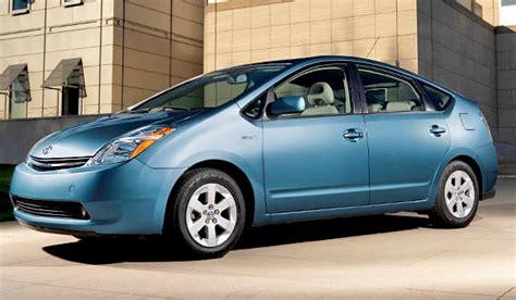 Toyota Hybrid Prius Fuel Consumption Toyota Prius Highway Fuel Consumption
