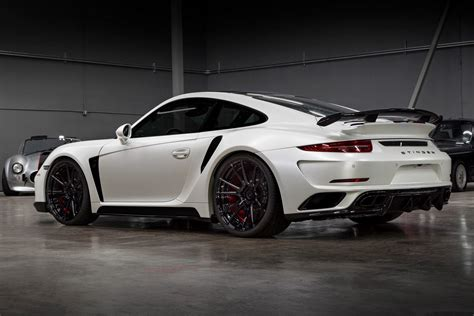 porsche 911 stinger first 991 stinger gtr in the us poses for pics carscoops