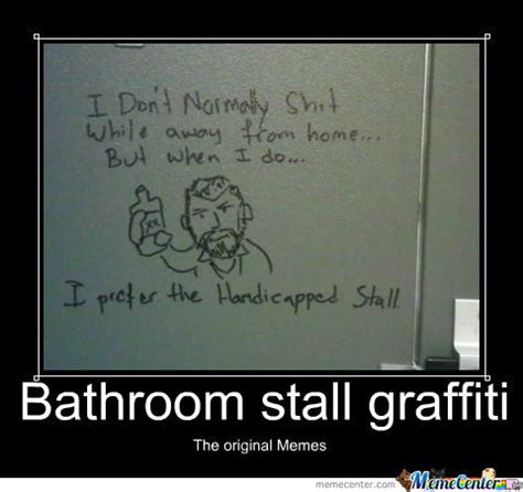 bathroom stall meme bathroom stalls by hershyguy1234 meme center