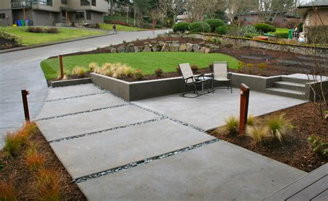 contemporary backyard landscaping ideas accent modern front yard landscape design ideas