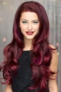 cheveux couleur framboise la nouvelle couleur hyper