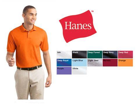 hanes comfort blend coast t shirts hanes comfortblend polo