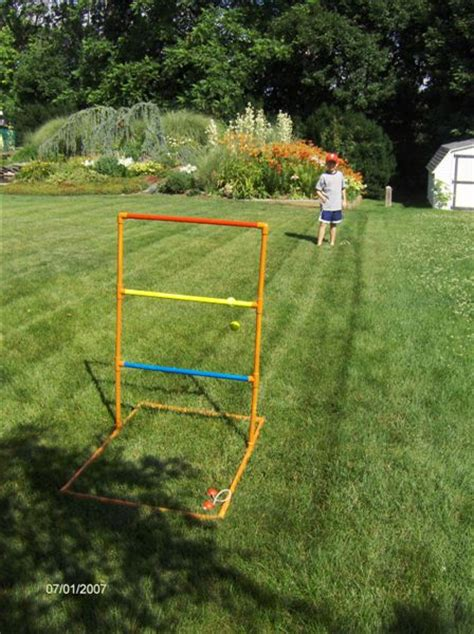 backyard golf game bolo toss ladder golf hillbilly golf backyard games diy