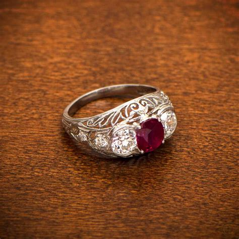 what style suits you take our vintage ring quiz now