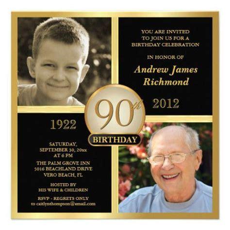 15 90th Birthday Invitations Tips Sle Templates Birthday Party Invitations Templates 90th Birthday Invitations Templates Free