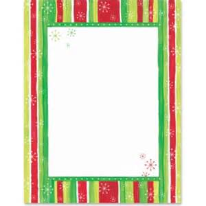 holiday stripe border papers paperdirect