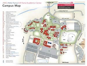 Arizona Campus Map by Student Tools Campusmap Nau Yuma