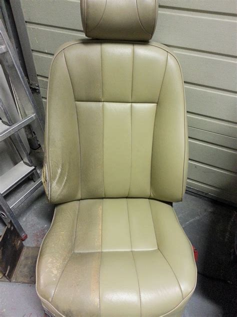 car leather restoration leather car seat repair the car database