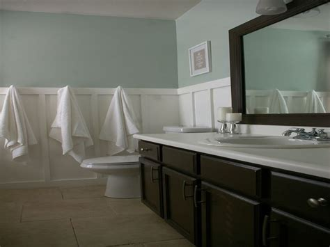 Wainscoting Ideas Bathroom Bathroom Wainscot Home Bathrooms Ideas