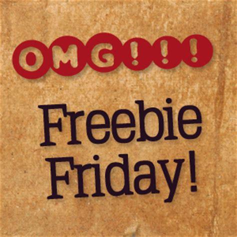 Freebie Giveaways - freebie friday big list of freebies