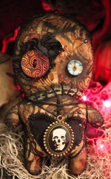 haunted doll voodoo ooak new orleans voodoo doll haunted spooky