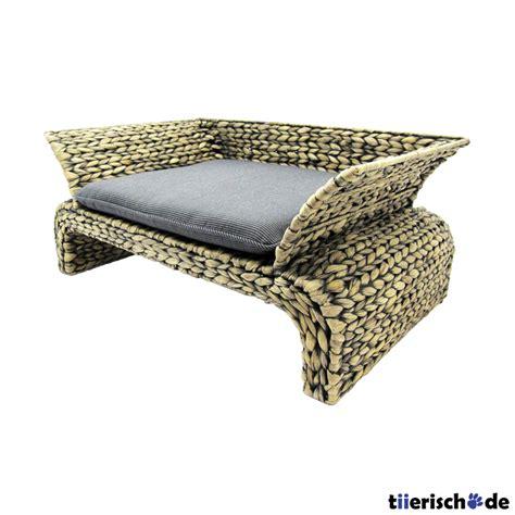 katzen ottomane rattan katzenbett lounge mekong wolters g 252 nstig bestellen