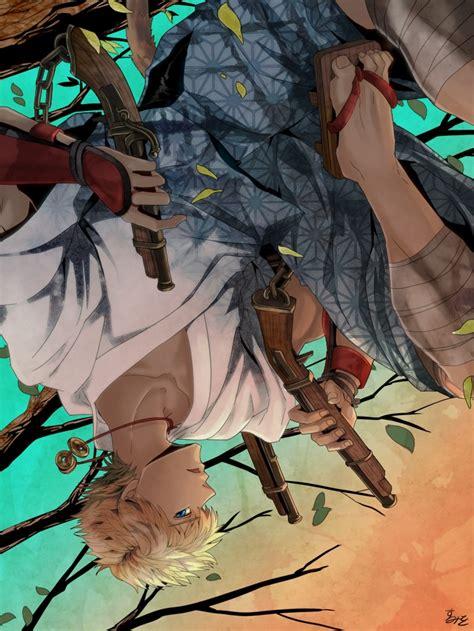 japanese anime upside down sun wukong rwby 2056589 zerochan