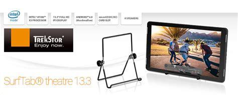 tablet für zuhause trekstor surftab theatre 13 3 entertainment tablet f 195 188 r