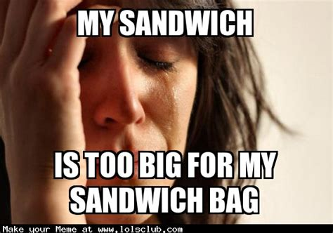First World Problems Meme Creator - first world problems meme