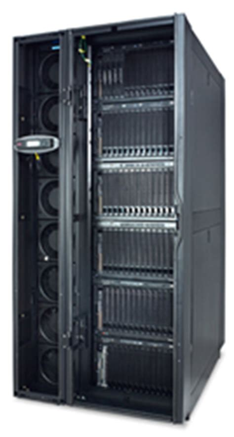 apc rack air containment front assembly for netshelter sx