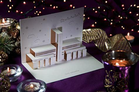 Tate Gift Card - tate modern pop up christmas card by paper tango notonthehighstreet com