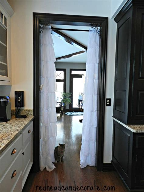 Best 25 Doorway Curtain Ideas On Pinterest Diy Door