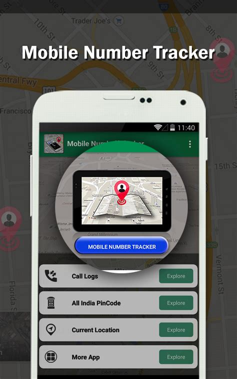 mobile tracking mobile number tracker pro appstore for android