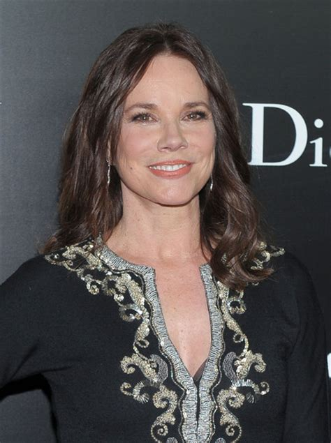 movie stars at age 50 with long hair barbara hershey in quot black swan quot new york premiere