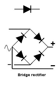 rectifier diode circuit symbol common electrical schematic symbols common free engine image for user manual