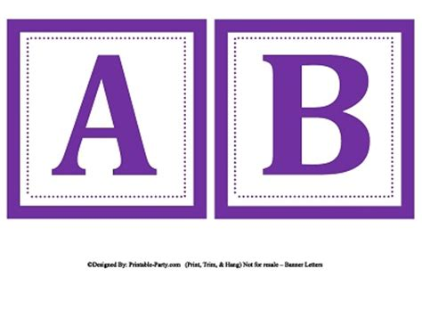 printable round banner letters small square printable alphabet letters printable banner