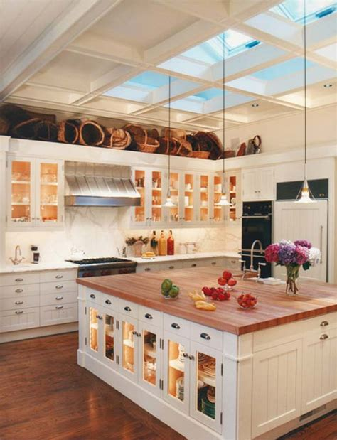 above kitchen cabinet ideas 20 stylish and budget friendly ways to decorate above
