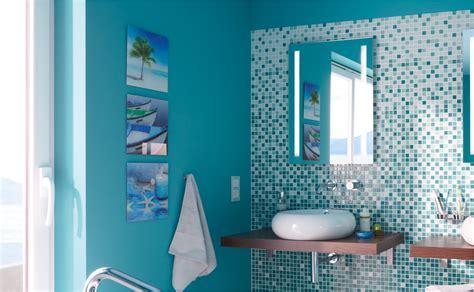 badezimmerwand dekorieren ideen bilder f 252 rs bad bei hornbach
