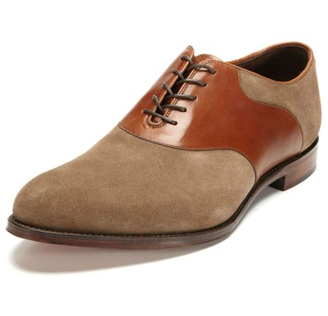 oxfords mens shoes loake saddle oxfords s dress shoes