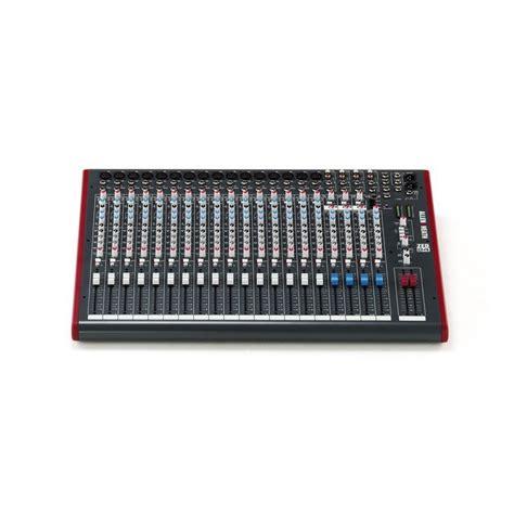 Allen Heath Mixer Live Zed24 allen heath zed 24 usb mixer dijkman muziek