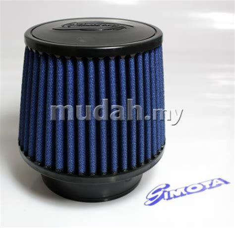 Open Filter Racing Simota racing simota open port non woven fabric urethane filter